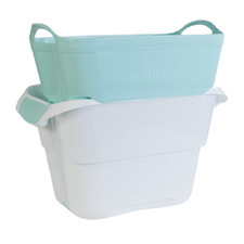 Strucket Laundry Bucket with Strainer