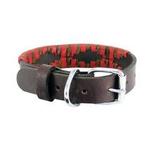 Dougal Buffalo Leather Dog Collar