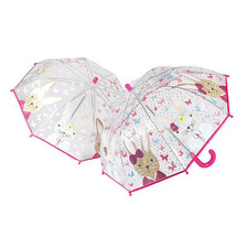 Floss & Rock Bunny Colour-Changing Umbrella
