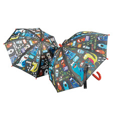 Floss & Rock Monsters Colour-Changing Umbrella