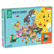 Kids' Europe Geography Puzzle