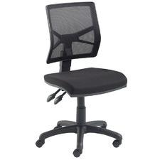 Black Hemley Mesh Back Office Chair