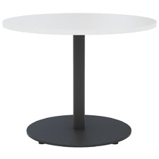White Round Wharf Conference Table