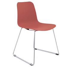 Tiziana Sled Base Cafe Chair