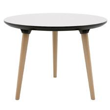 White Salathiel Coffee Table