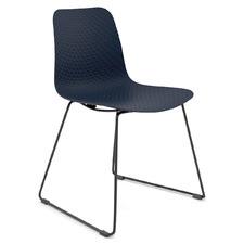 Tiziana Sled Base Café Chair