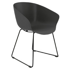 Argus Sled Base Visitor Chair
