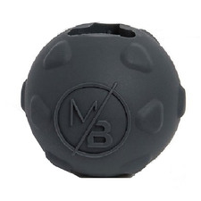 Grey Barker Dog Treat Ball