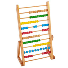 Kids' Giant Multi-Coloured Abacus Playset