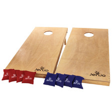 Cornhole Boards & Bean Bags Toss Competition Set