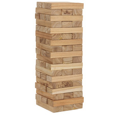 54 Piece Giant Outdoor Wooden Blocks Set