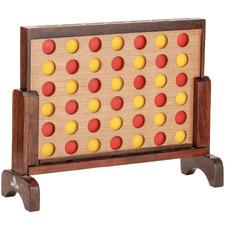 Mini 4-In-A-Row Board Game