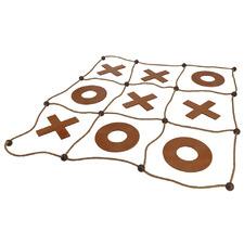 Giant Noughts & Crosses Tic Tac Toe Game Set