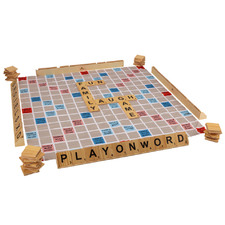 Giant Play-On-Words Game Set