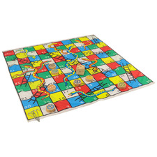 Giant Snakes, Dots & Ladders Board Game Set