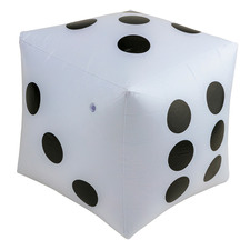 Giant Inflatable Dice with Pump