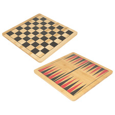 3-In-1 Double Sided Board Game