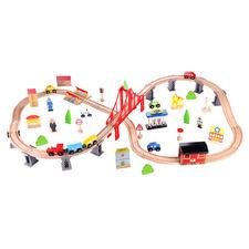 Kids' 70 Piece Train Set