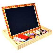 Kids' Farm Magnetic Puzzle & Board