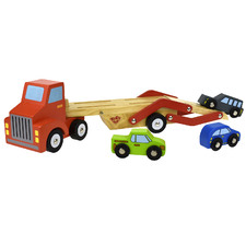 Kids' Car Carrier Playset