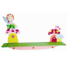 Kids'  Fairy Wooden Shelf