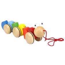 Kids' Caterpillar Pull-Along Toy