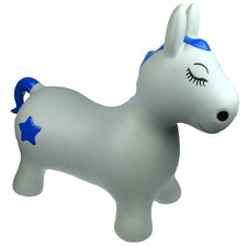 Kids' Misty The Pony Inflatable Bouncy Rider