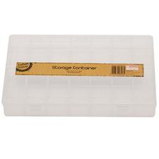 White Craft Storage Box