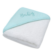 Baby Hooded Cotton Towel
