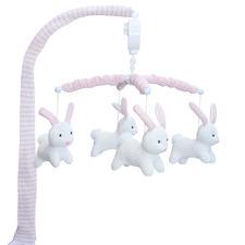 Bunny Musical Mobile Set