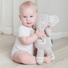 Eli The Elephant Softie Cotton Toy Character
