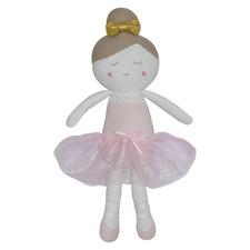 Sophia The Ballerina Softie Cotton Toy Character