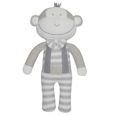 Max The Monkey Softie Cotton Toy Character