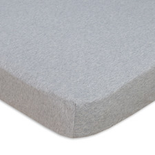 Jersey Cotton Cot Fitted Sheet