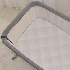 Smart-Dri Cotton Cradle Mattress Protector