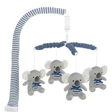 Living Textiles Koala Musical Cot Mobile