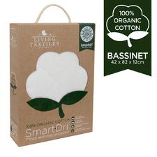 Living Textiles Waterproof Bassinet Mattress Protector