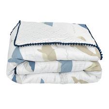 Living Textiles Oceania Cot Comforter