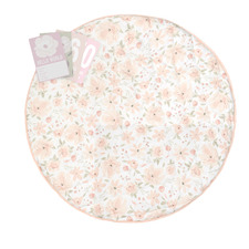 Living Textiles Meadow Reversible Play Mat with Milestone Cards
