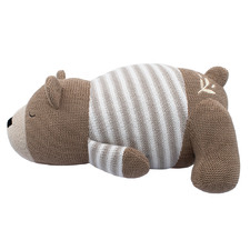 Lolli Living Bosco Bear Character Cushion