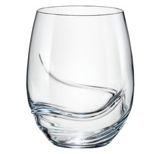 Turbulence 500ml Crystal Wine Glasses (Set of 2)