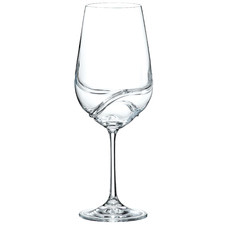 Turbulence 350ml Crystal Wine Glasses (Set of 2)