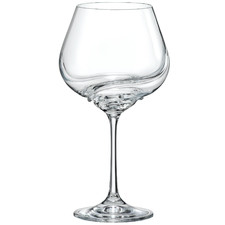 Turbulence 570ml Crystal Red Wine Goblets (Set of 2)