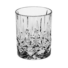 6 Piece Sheffield 270ml Crystal Tumblers (Set of 6)