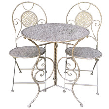2 Seater Chloe Outdoor Bistro Set