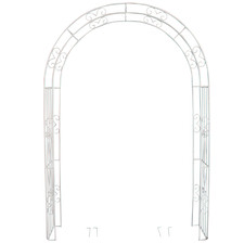 Laurel Metal Garden Arch
