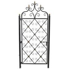 Brendan Steel Garden Gate