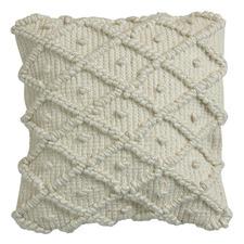 Snowmass Wool-Blend Cushion
