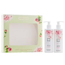 2 Piece Peach Blossom & Pepperberry Body Care Set