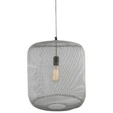 Maxwell Mesh Iron & Brass Pendant Light
